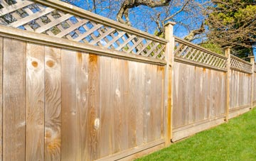 maintain fences to keep children in or out
