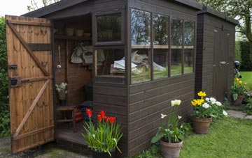 Contemporary Garden Sheds Renfrewshire Largerother Views In