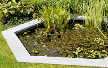 keep children away from ponds with fencing