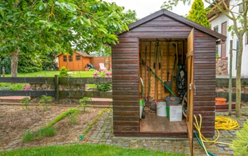 keep sheds secure and inaccessible for children
